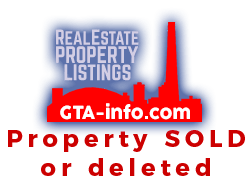 The property is SOLD or Deleted